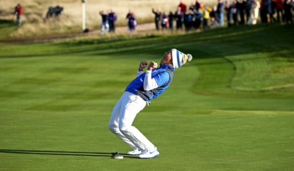 The Solheim Cup - Day 3 - Europe win