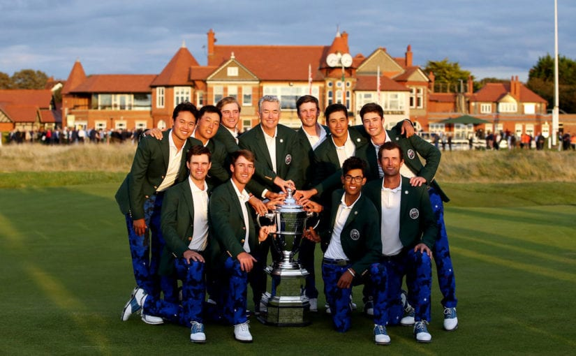 Walker Cup Day 2 - USA wins 15½-10½