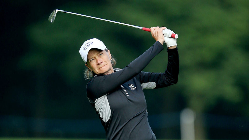 Matthew determined to win first Solheim Cup since 2013