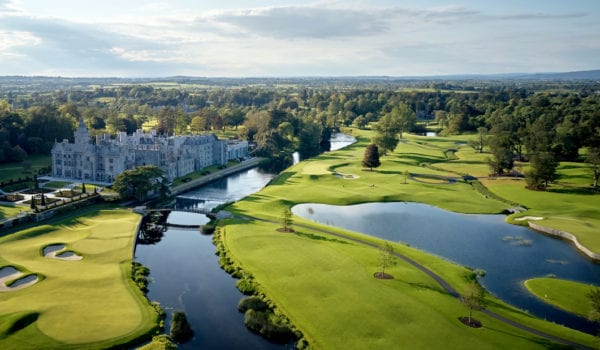 Q&A with Andy McMahon, Adare Manor