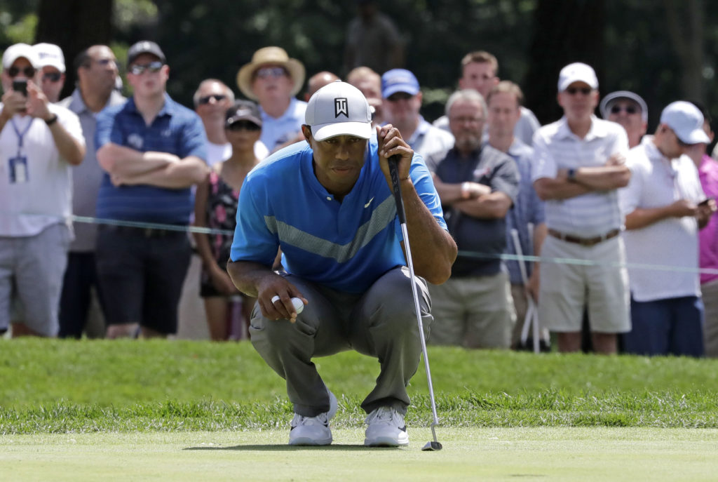 Tiger Woods - Still relevant? How much left in his tank?