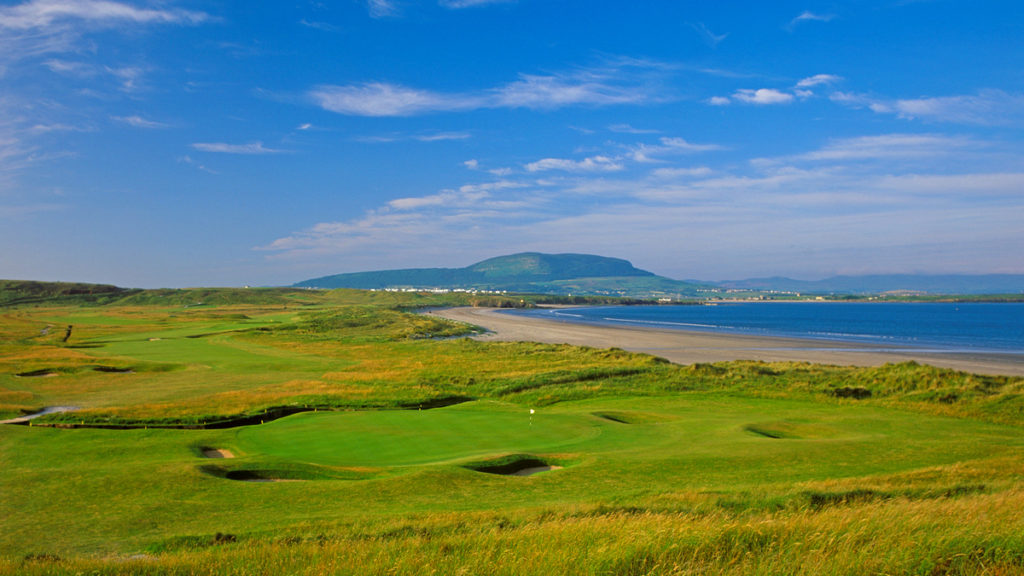 Tour Ireland's west coast with new golf package