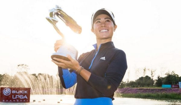 Buick LPGA Shanghai R4 - Kang successfully defends title