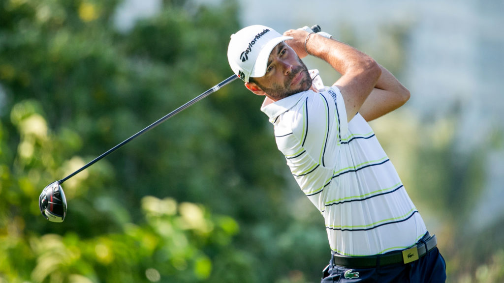 Foshan Open - Robin Roussel ready to rock