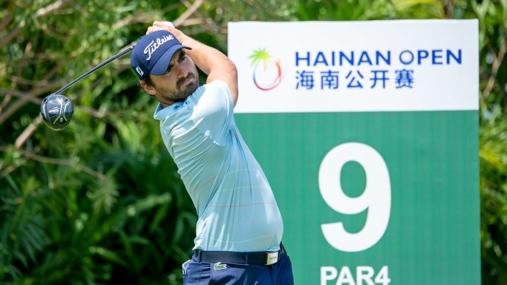 Hainan Open R1 - Rozner races into Hainan lead