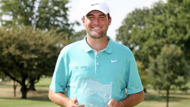Player of the Year - Scottie Scheffler bested three other nominees on the Korn Ferry Tour. He was also named the Tour's Rookie of the Year.