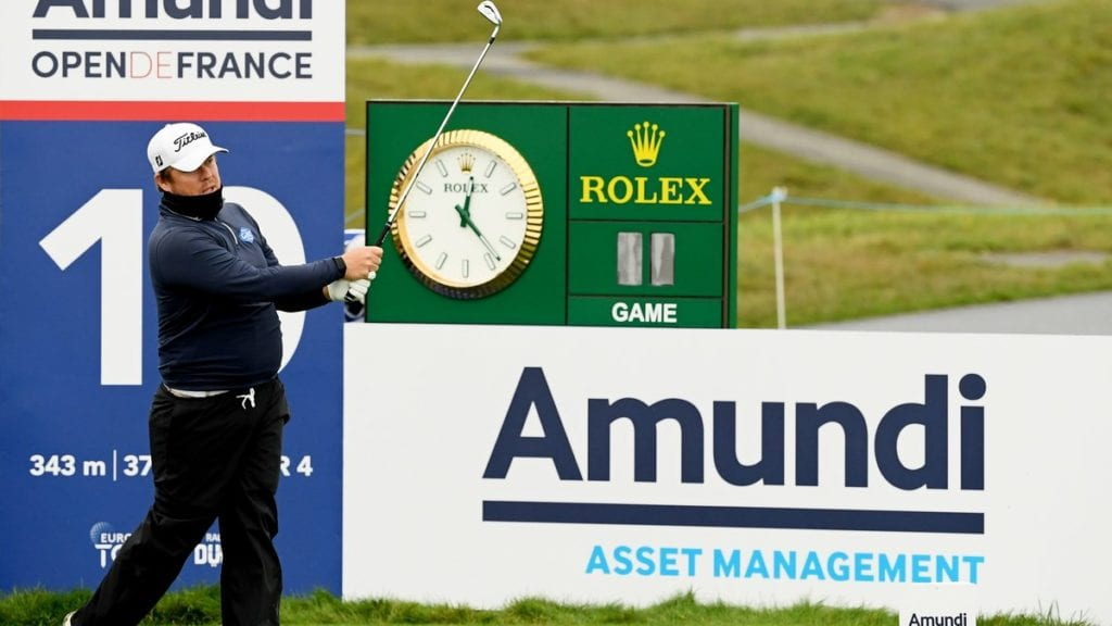 Open de France R1 - Coetzee and Fox share the lead