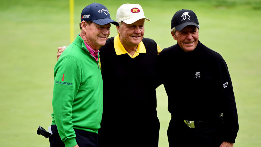 PNC Father Son Challenge rivalry - Player and Watson join the field with Nicklaus as the pair make their fifth and fourth tournament appearances