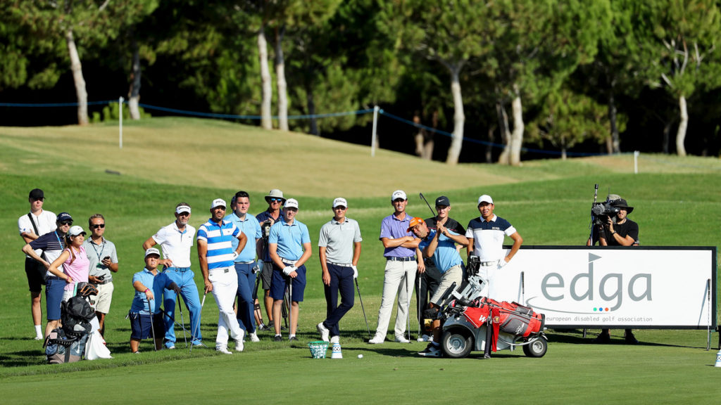 Portugal Masters charity - EDGA named official charity