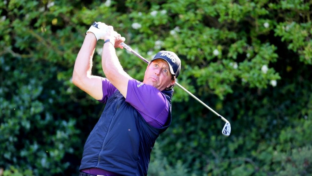 Presidents Cup wild card - Mickelson did not expect selection