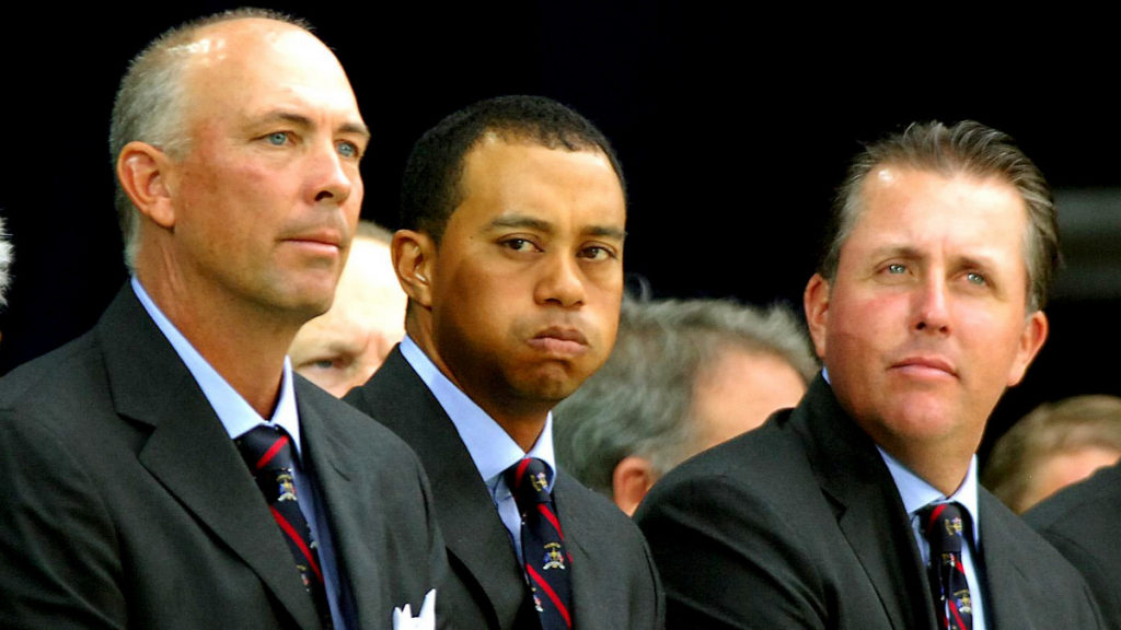 Presidents Cup wild card - Mickelson did not expect ...