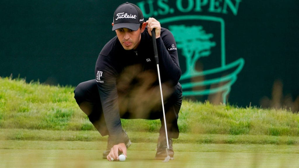 Shriners Hospitals for Children R2 - Cantlay tied for lead