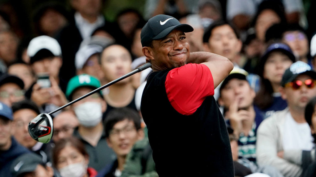 TaylorMade M5 driver - Woods wins in Japan