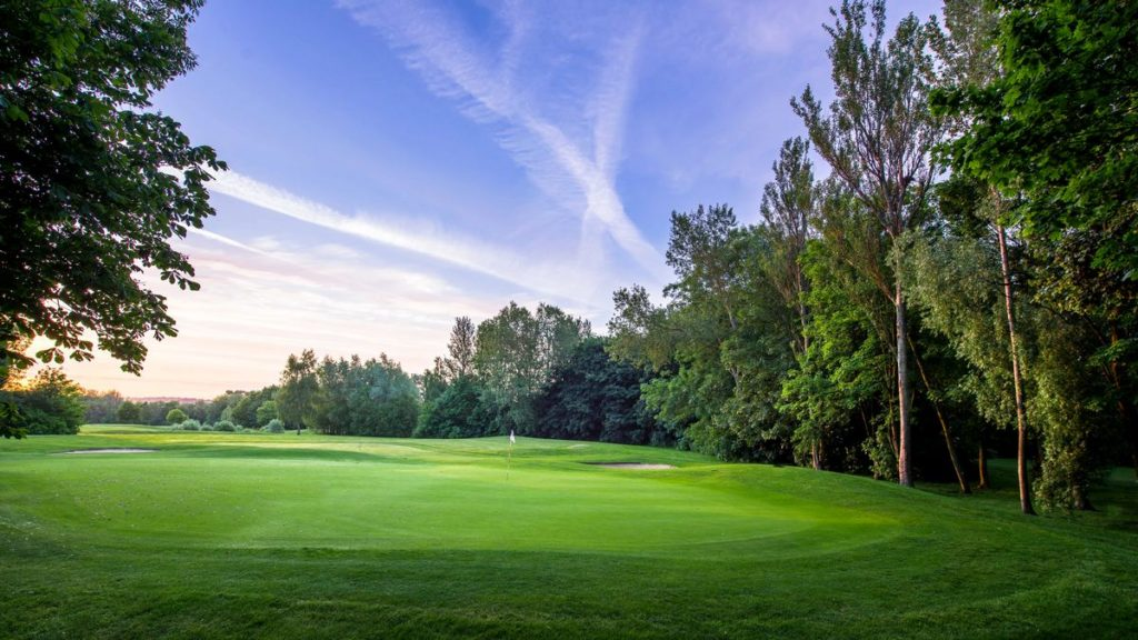 Abbey Hill Golf Centre recognised for sustainable and ecological prowess