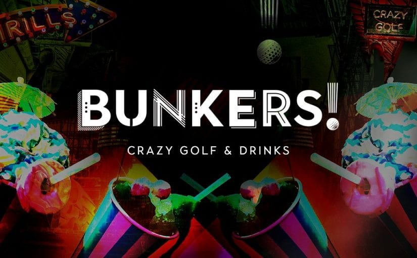 Balls Birdies and BUNKERS! - Crazy golf venue