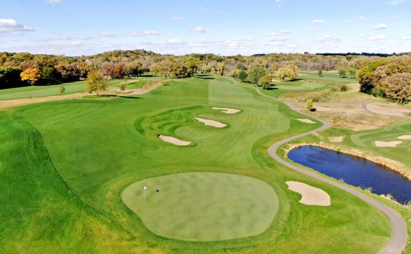 Architecture - Braemar Golf Course - Minnesota