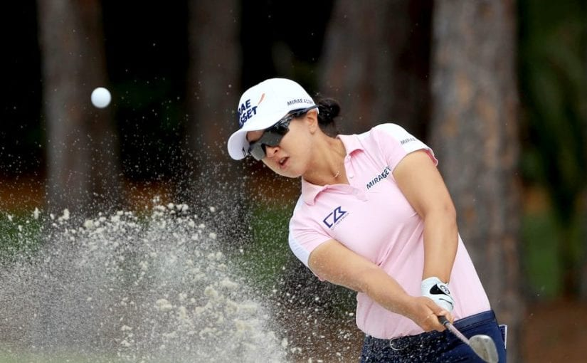CME Group Tour R3 - Sei Young Kim holds 1-shot lead