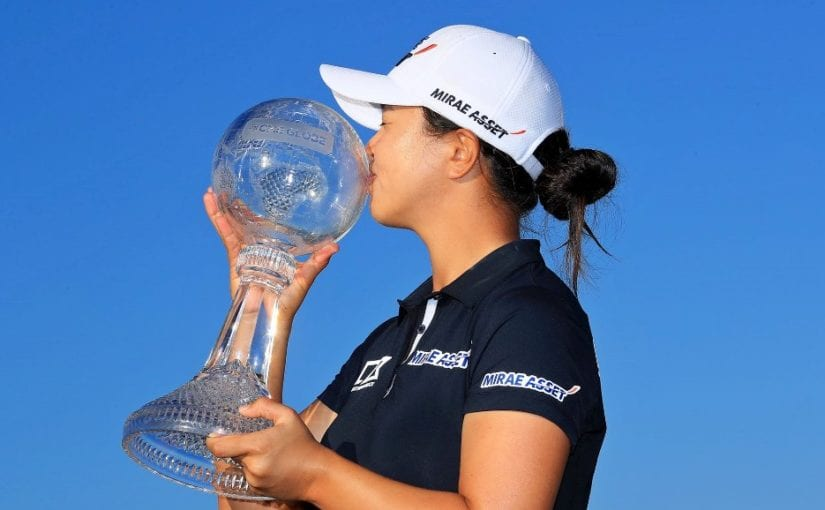CME Group Tour R4 - Sei Young Kim wins