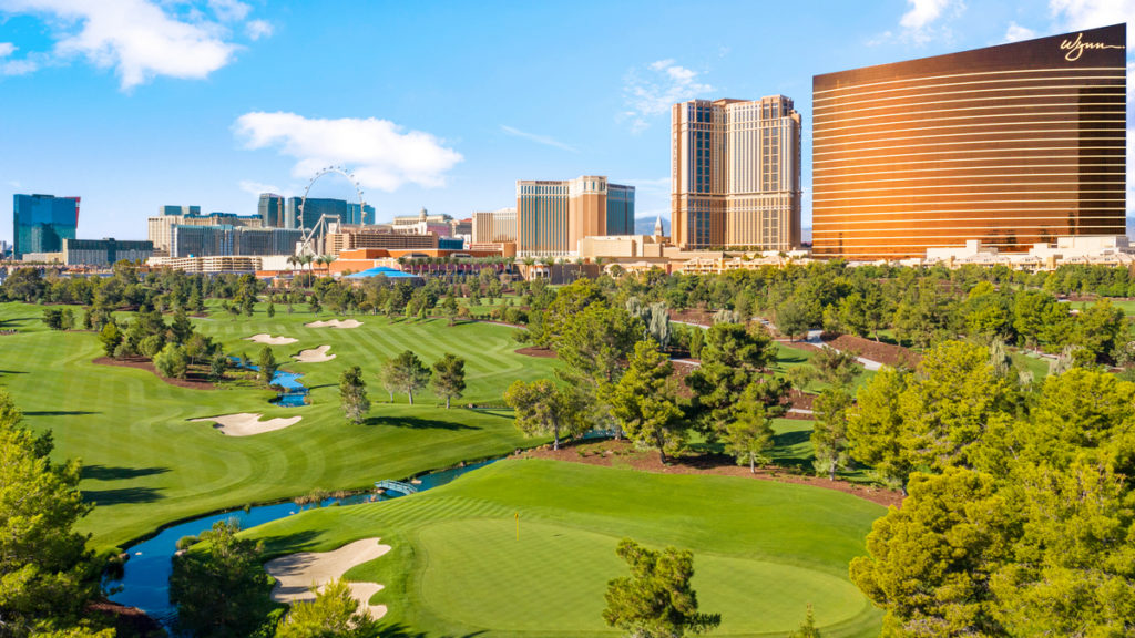 Course Review - Wynn GC - what is your emphasis point?