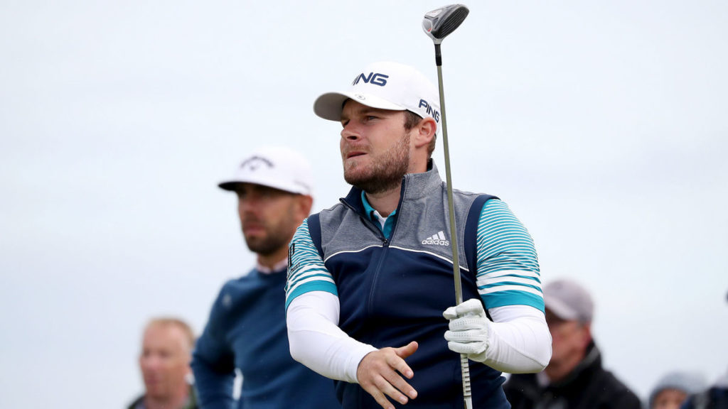Turkish Airlines Open - Hatton pledges to keep his cool