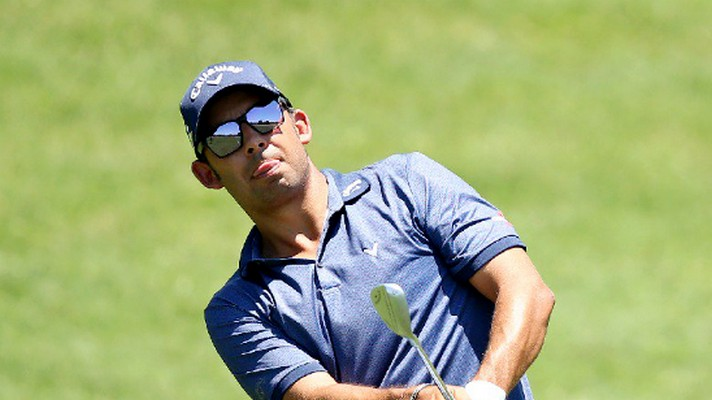 Alfred Dunhill Championship R3 - Larrazabal holds on to lead