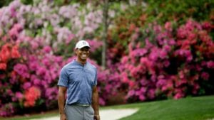 Augusta - The course matters, as well as the competition