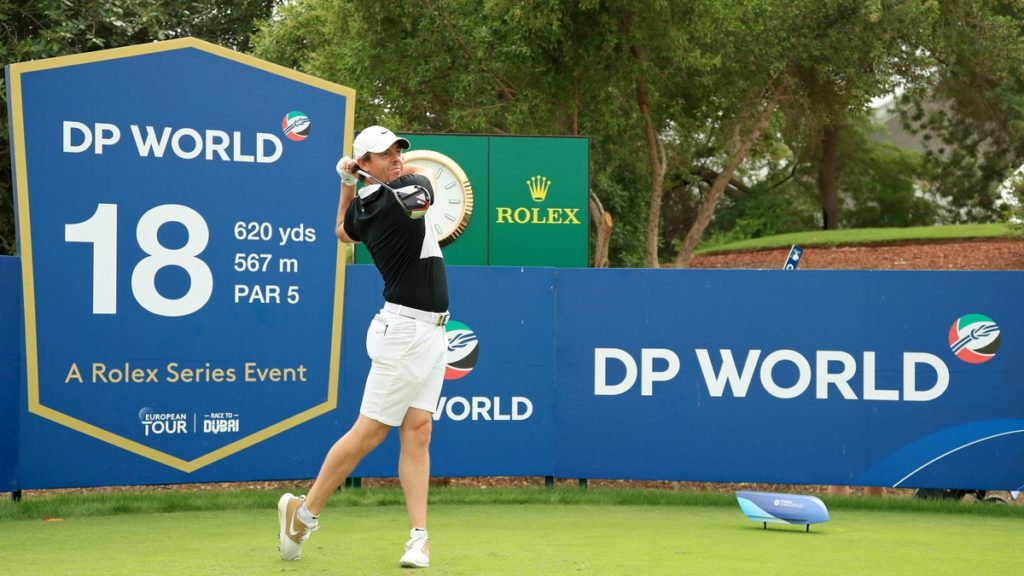 DP WTC - McIlroy/Willett aiming to sign off in style