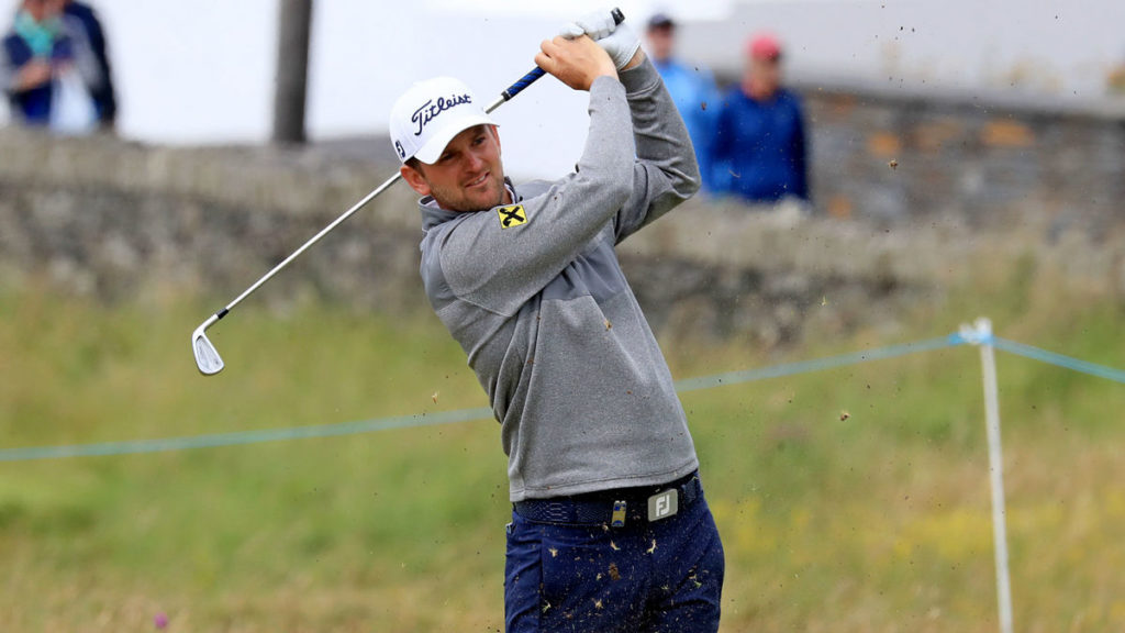 European number one - Wiesberger aiming for #1