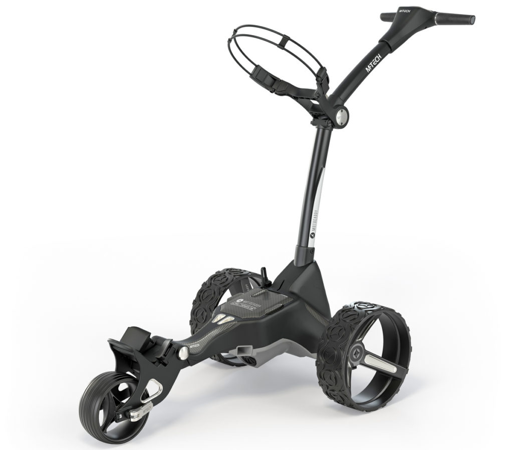 Motocaddy offers free bag with any electronic trolley