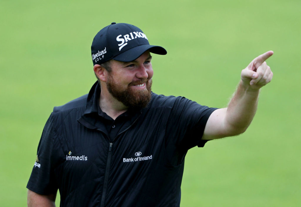 DP World Championship - Lowry aims to finish on a high