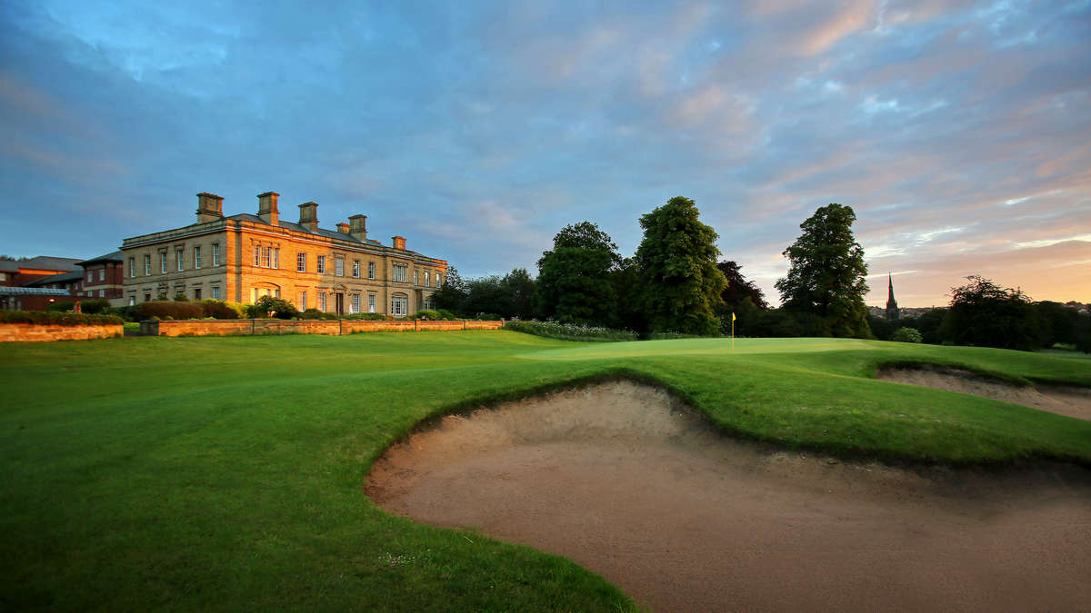 Oulton Hall - armed forces charity Tickets For Troops to provide complimentary golf and overnight stay at award-winning venue