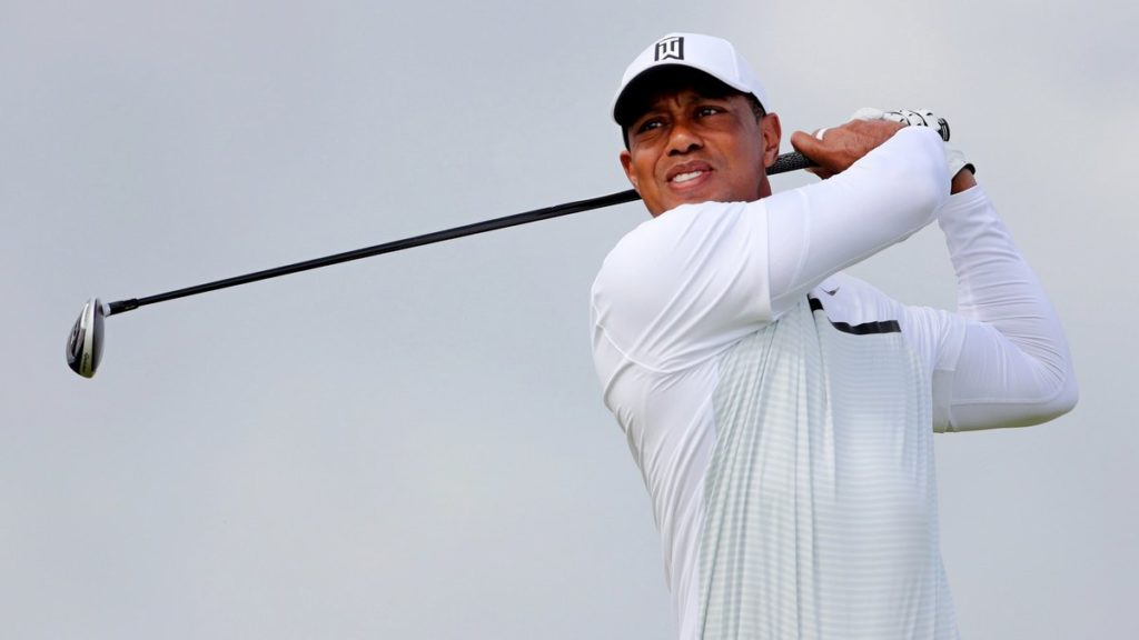 Presidents Cup - Woods picks himself for team
