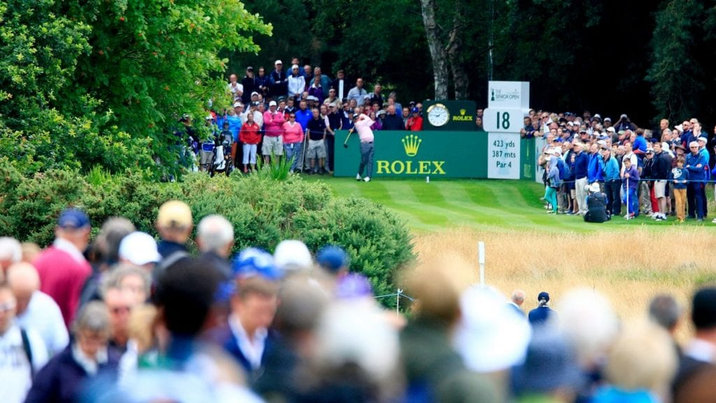 Senior Open tickets on sale until February