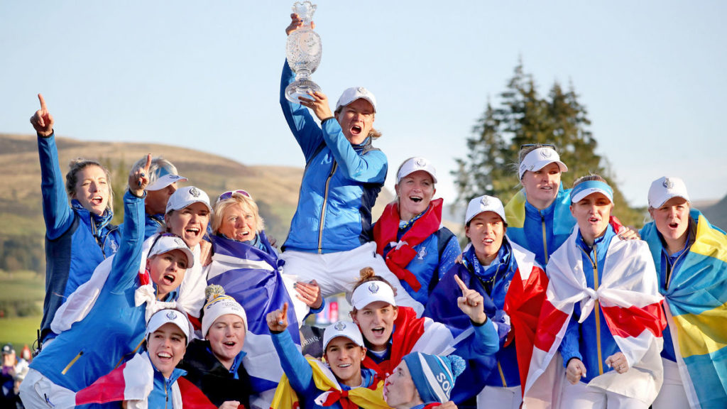 Solheim Cup 2021 - Matthew in the frame to captain again