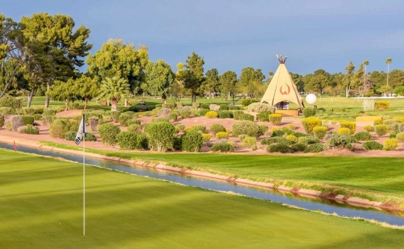 Architecture - Wigwam Golf Club, Golf Course