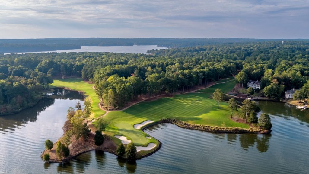 Architecture - Reynolds Lake Oconee - Great Waters Course