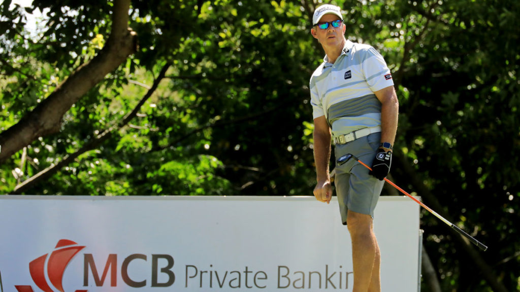 MCB Tour - Mauritius R2 - Kingston hoping for double crown