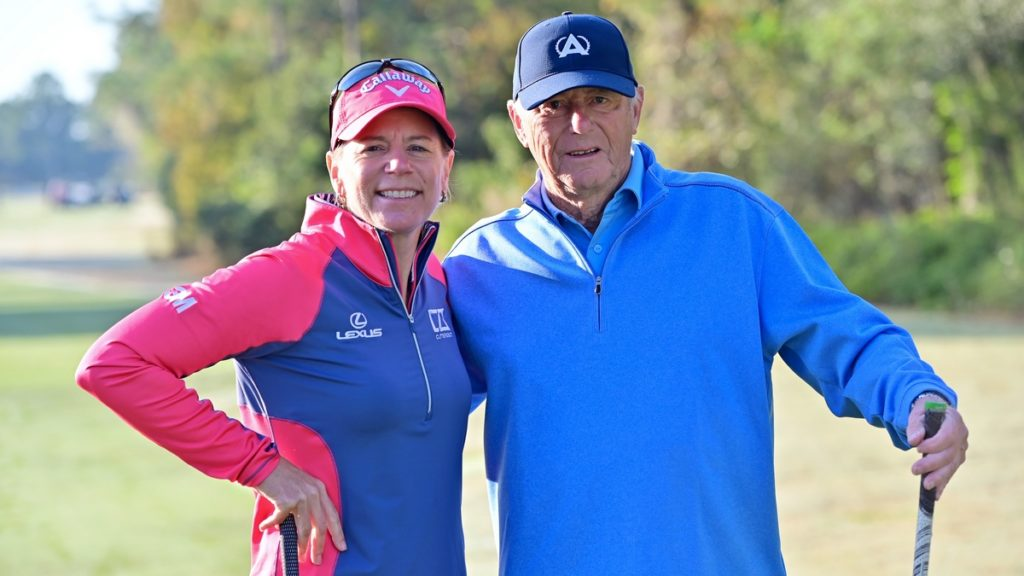 PNC Father Son - Annika looking to make history
