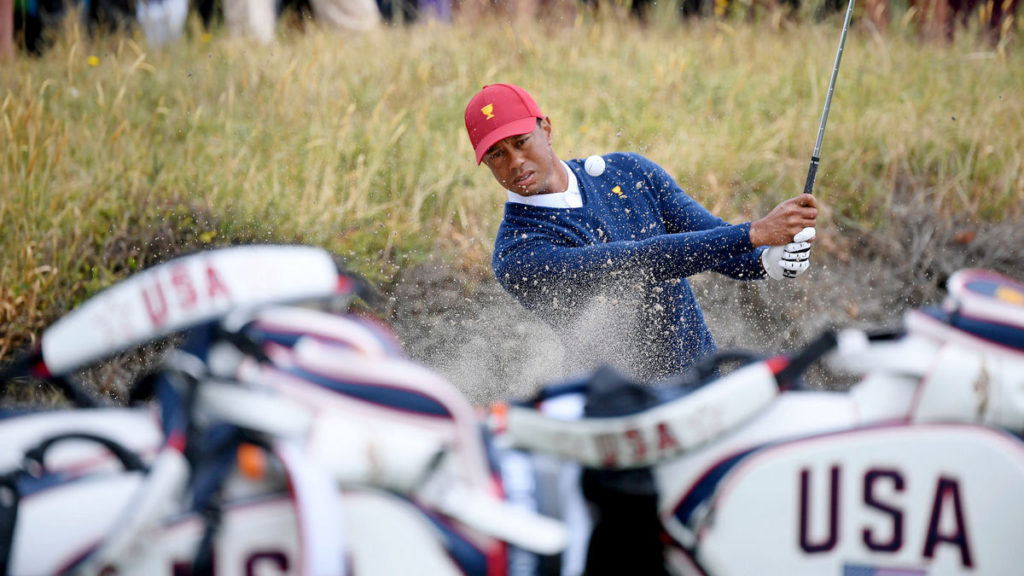 Presidents Cup - Tiger Woods to play opening match