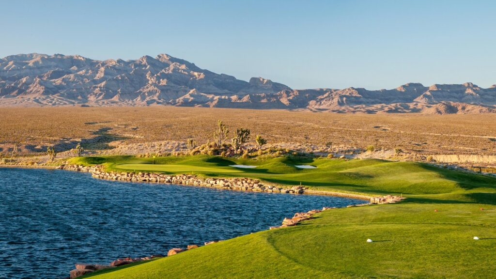 "Grade ""A"" Architecture - Las Vegas Paiute Golf Resort"