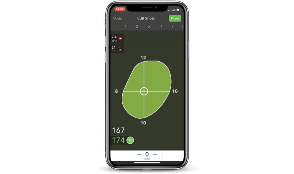 Arccos Caddie app targets pins & adds Android wearables