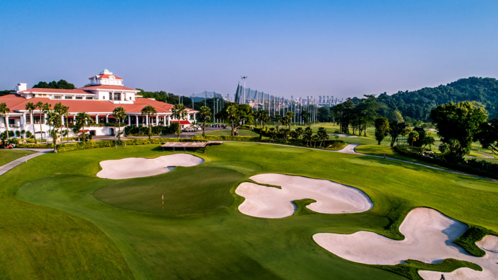 Interview with Andrew Johnston - Sentosa Golf Club