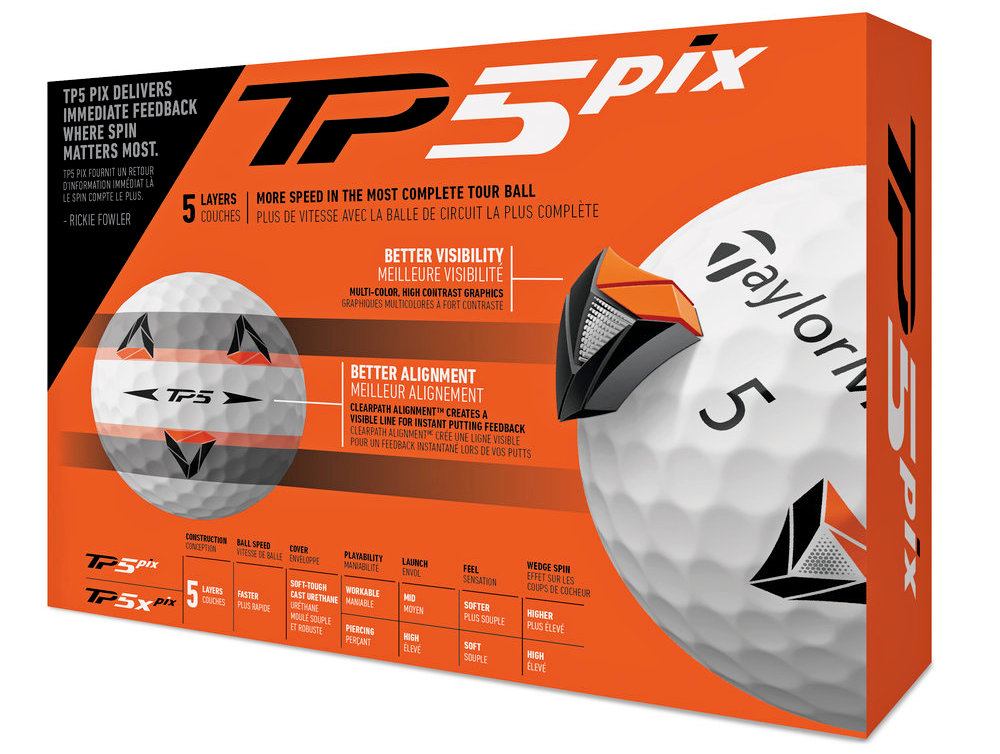All-new TP5/TP5X pix, played by Rickie Fowler