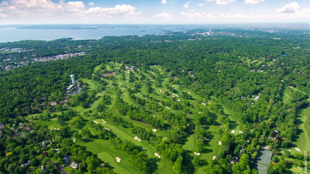 Behind the Architectural Curtain - Winged Foot GC Part 1