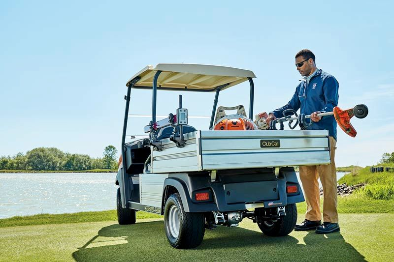 Interview with Mark Wagner - President, Club Car