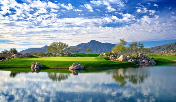 Interview with John Lyberger, Desert Mountain Club