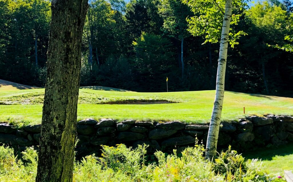 Architecture - Montcalm Golf Club, New Hampshire