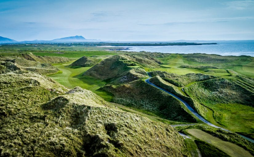 Interview with John McLaughlin, CEO North & West Coast Links Golf Ireland