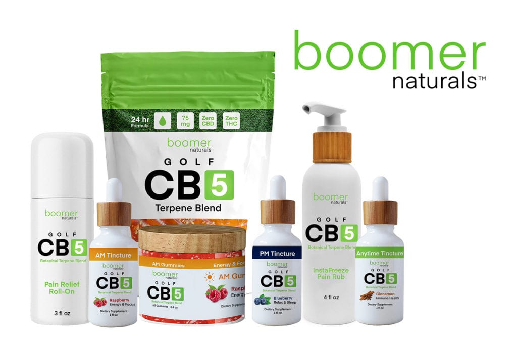 Interview with Mike Quaid, CEO Boomer Naturals