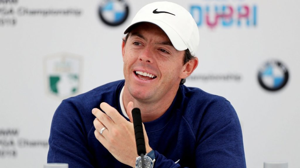 Rory McIlroy back on top of the world after 4 years
